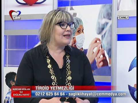 02 06 2017 Sağlıklı Hayat // Prof. Dr. Yeşim Erbil