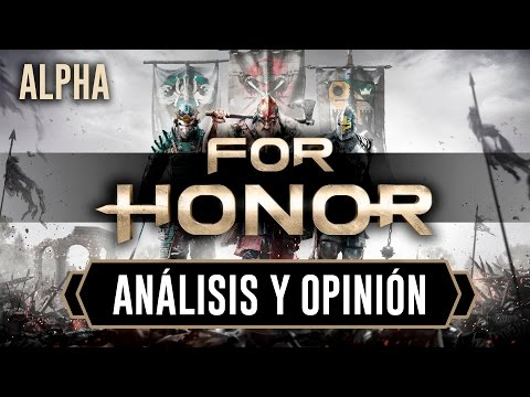 FOR HONOR ALPHA | Análisis y Opinión