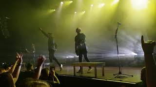The Amity Affliction Live Ivy (Doomsday) in Wiesbaden(ger) 2018