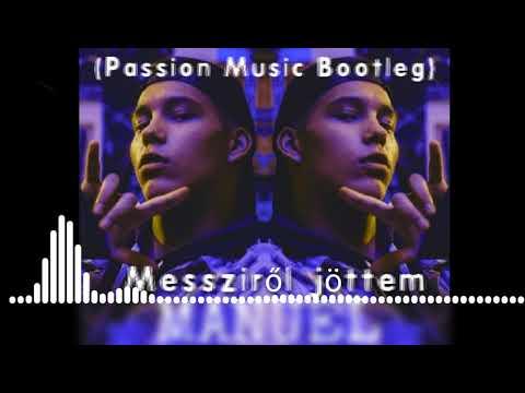 Manuel - Messziről jöttem (Passion Music bootleg)