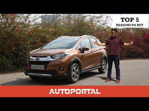 Honda WR-V - Top 5 Reasons To Buy - Autoportal