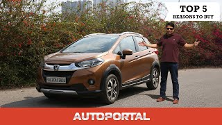 Honda WR-V - Top 5 Reasons To Buy - Autoportal