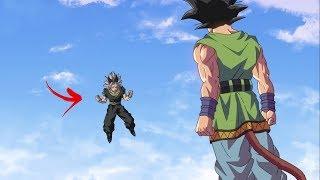 Zaiko o 3º Filho de Goku - Dragon Ball Após GT