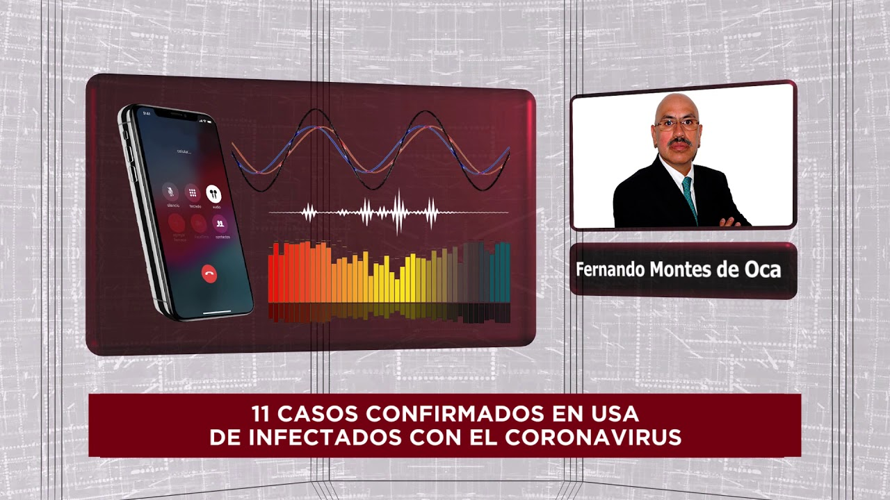 Coronavirus case identified in Puebla, the 8th in Mexico
