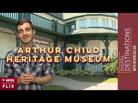 The Arthur Child Heritage Museum, Gananoque, Ontario | WPBS Short Flix
