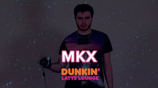 MkX Performs At The Dunkin Latte Lounge