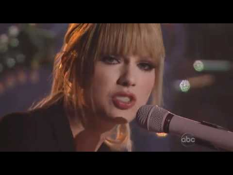taylor-swift---back-to-december---american-music-awards-2010-performance
