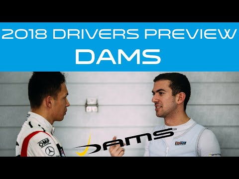 Formula 2 - 2018 Drivers Review - DAMS