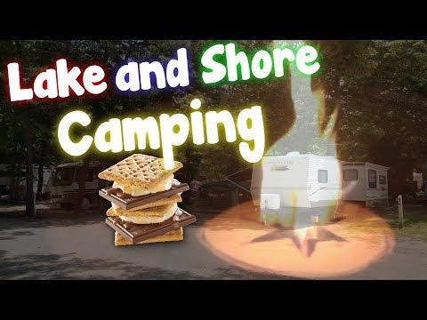 Lake and Shore Camping