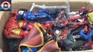 $400+ Ebay Toybiz Marvel Legends Unboxing!
