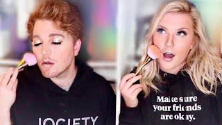 Shane Dawson Follows My Makeup Routine! thumbnail