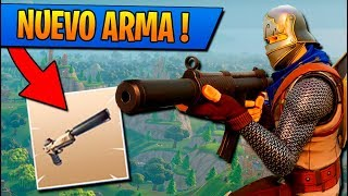 NUEVO ARMA Y MODO DE JUEGO   FORTNITE: Battle Royale