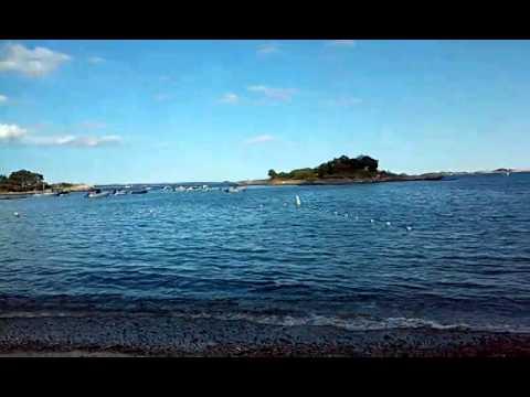 Marblehead MA beach