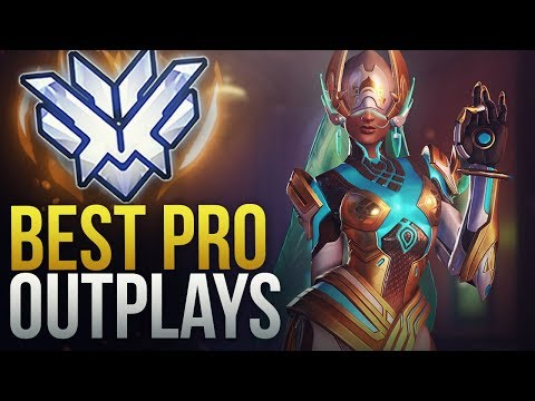 BEST 200 IQ PRO OUTPLAYS - Overwatch Montage thumbnail