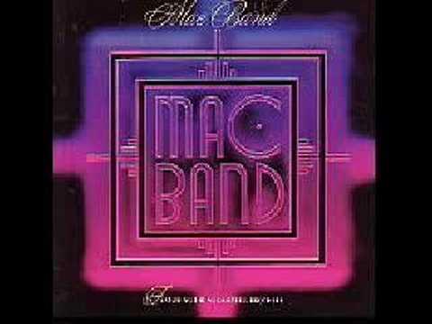 MAC BAND  LOVE U2 THE LIMIT