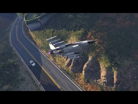 Gravity Is VERY Important For Flight (GTA 5 Chaos)