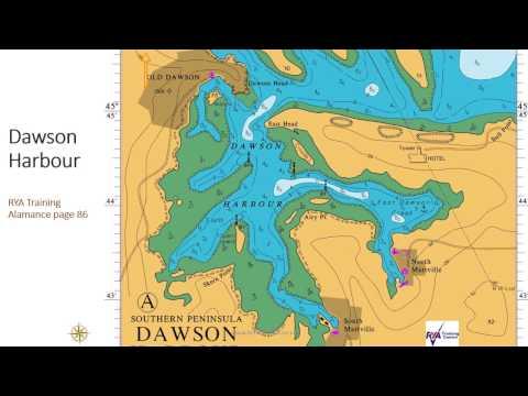 RYA Coastal Skipper: Secondary Port tidal height corrections