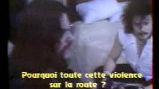 MOTORHEAD and OZZY OSBOURNE Interview French TV by Philippe Manoeuvre