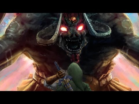 The Legend of Zelda: The Evolution And Battles of Ganon (1986 -2017)