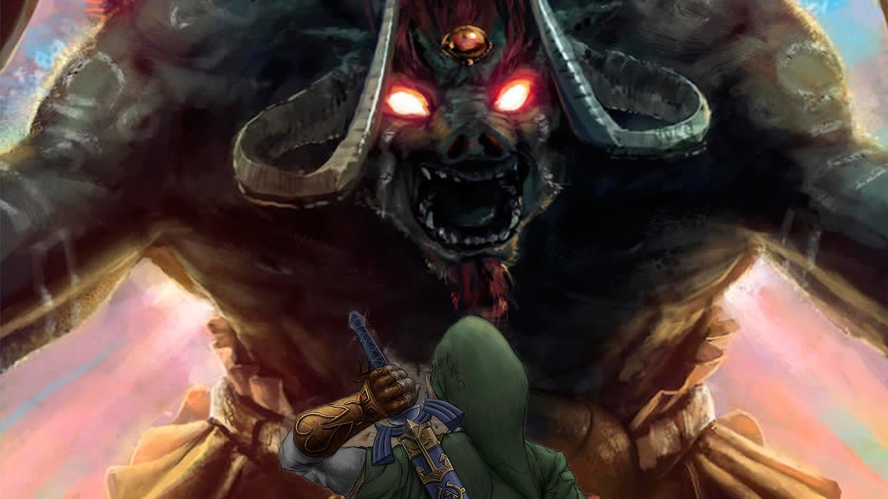 The Legend Of Zelda The Evolution And Battles Of Ganon 1986 2017