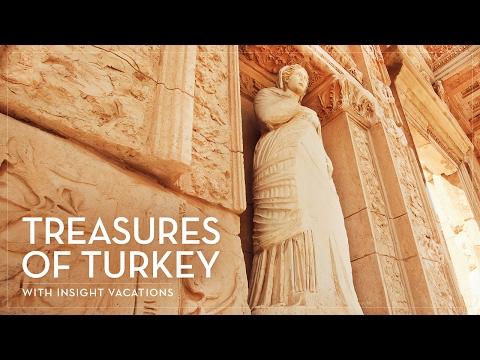 Treasures of Turkey with Insight Tour Director Cem Tas