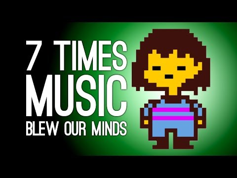 7 Times Music in Games Blew Our Minds
