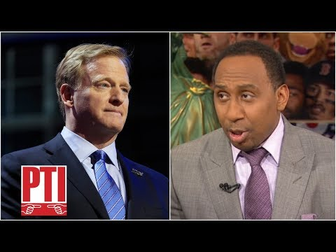 The NFL Is Exploring An 18-game Season And Stephen A. Loves It | Pardon The Interruption