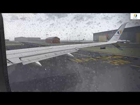 Skymatix 2019 - New Years flight - Johannesburg (FAOR) to Durban (FALE)