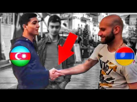 Опрос в Грузии: Армения или Азербайджан? Հարցում Թբիլիսիում. հայեր, թե ադրբեջանցիներ