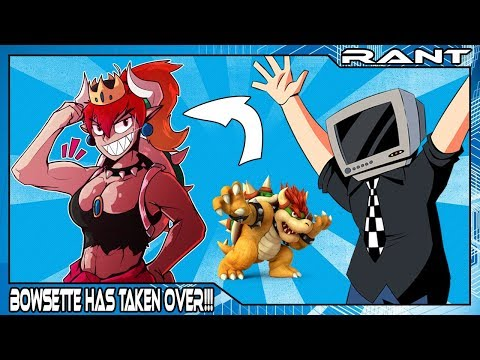 Bowsette Is Best Princess!? - YouTube