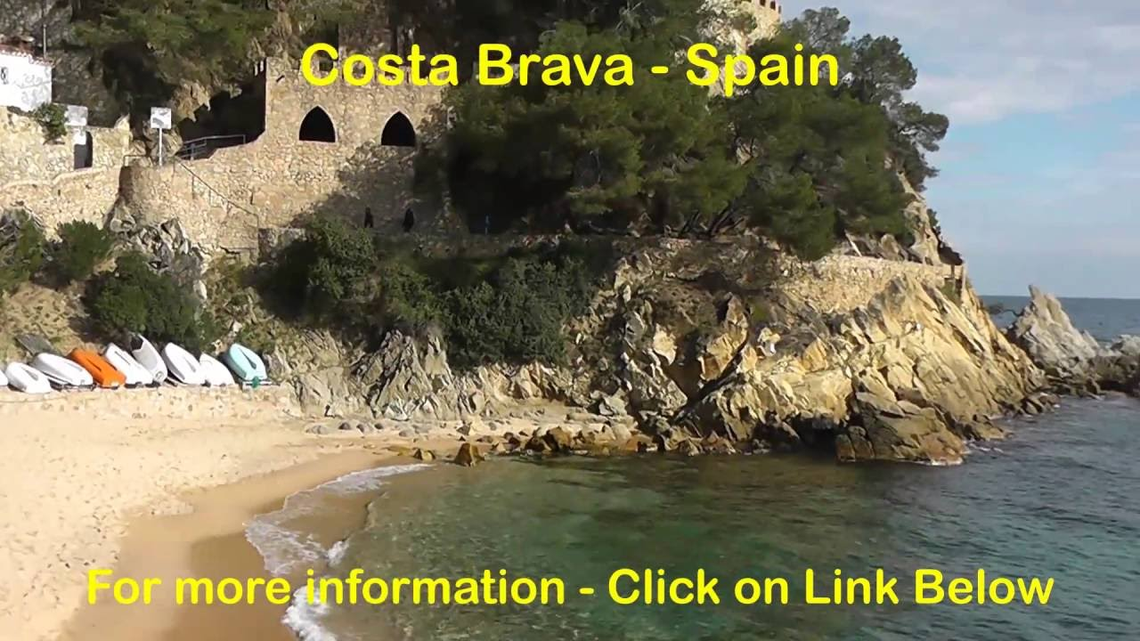 En holidays shared images guides spain costa brava jpg - Costa Brava Video Spain Costa Brava Resort And Coastline