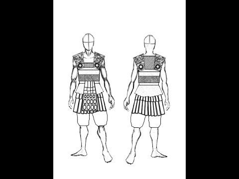 Theseus Costume