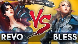 Bless Online VS Revelation Online | Review & Comparison of These MMORPGs | Gameplay, PVP, PVE, World