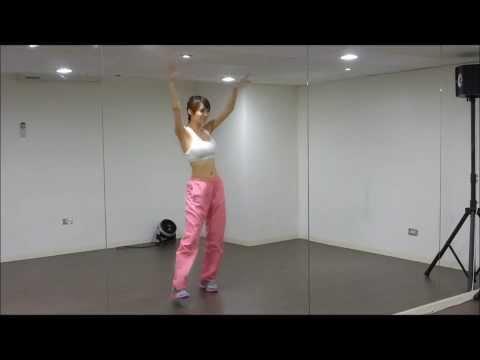屈臣氏 ZUMBA 茵茵教學影片 (mirrored dance)