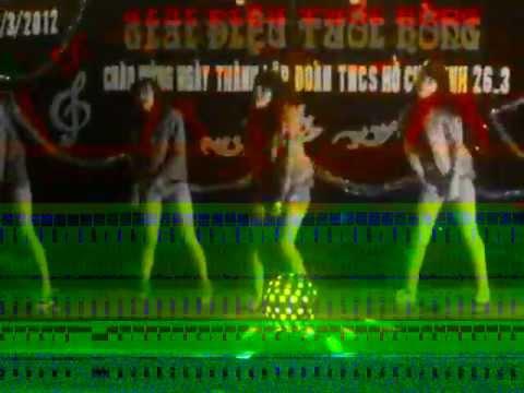 THCS Ba Đình - Bỉm Sơn - Tiết mục: Dance - THPT - Bỉm Sơn