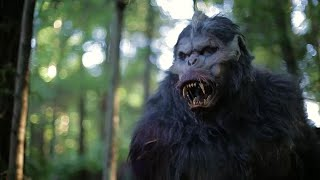 美國恐怖片,一對夫婦野外旅行,女人被野獸啪啪了,淪為瀉火工具,這可怎麼辦?