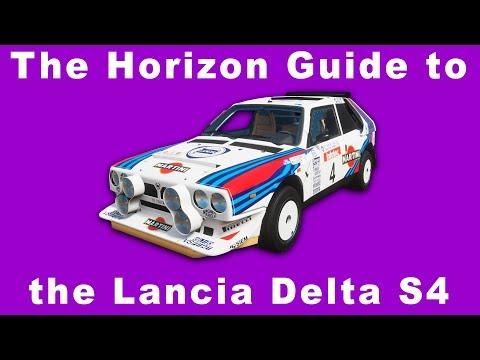 The Horizon Guide to the Lancia Delta S4