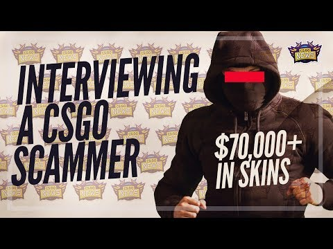 Interview With One Of CSGO's Largest Scammers Who Wants To Stop Scamming
