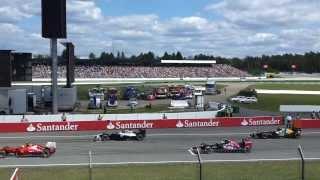 Formel 1 - F1 Sound vor 2014 (leider nie wieder)