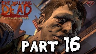 """The Walking Dead Season 3 A New Frontier Episode 5 """"From The Gallows"""" Part 16 PC Walkthrough"""