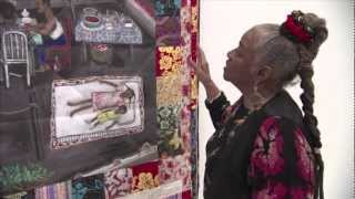 Artist Faith Ringgold talks about the process of creating the Tar Beach story quilt