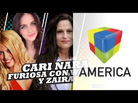 Cari Nara acusó a Wanda y Zaira de abandonar a la abuela fallecida