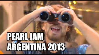 Pearl Jam Argentina 2013 - Alive / I Believe in Miracles