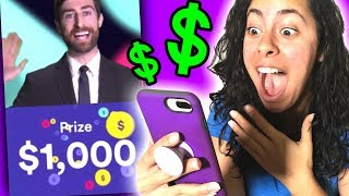You Can Win Real Money Playing This Game!!  Hq Trivia - Mystery Gaming
