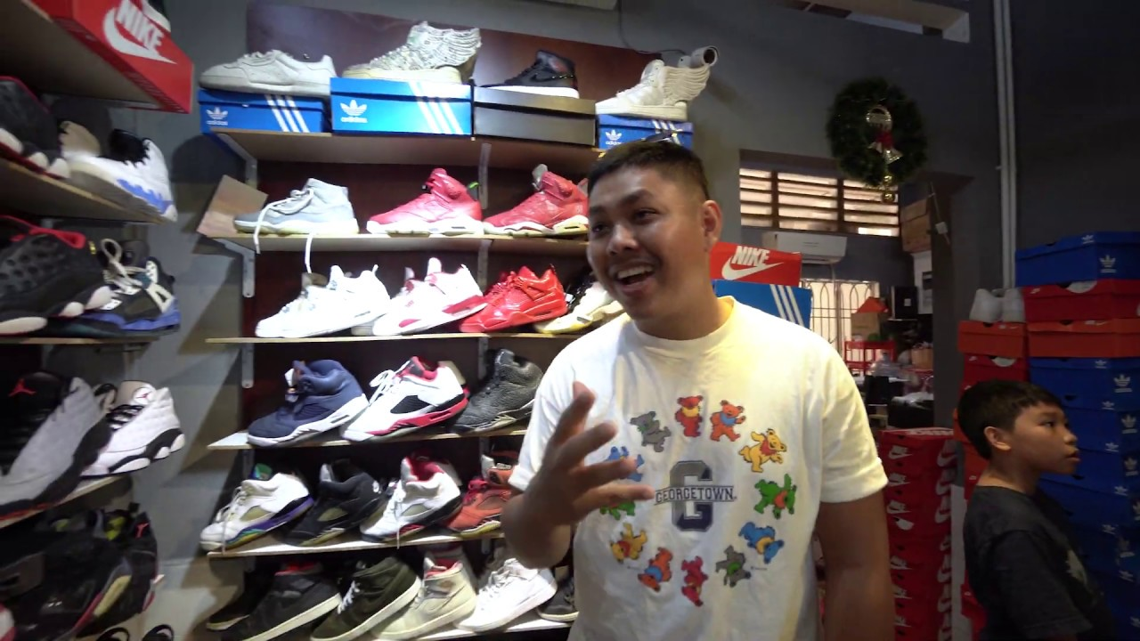 MONDE2 || Đi mua Giày Cũ ở Sài Gòn có gì hay – Tậu ngay đôi giày lè lưỡi không ngờ tới