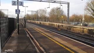 West Coast Mainline (4) Feb 2015 at Wolverton