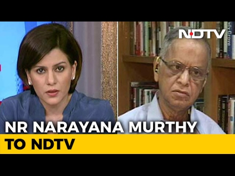 Narayana Murthy On H1B Visas: 'Indian IT Companies Need To Get Out Of Comfort Zone'
