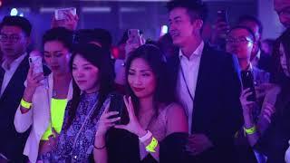 Franck Muller Crazy Hours Party in Hong Kong