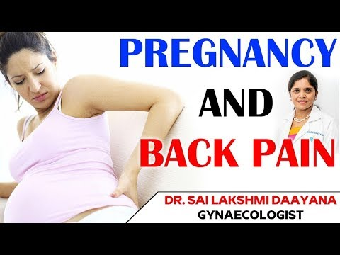 Back pain in pregnancy: Causes, pain relief, and prevention | #Gynaecologist | Pregnancy Tips