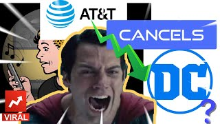 FORBES predicts AT&T will END publishing by DC Comics soon! Pants are crapped in 52 Multiverses!!
